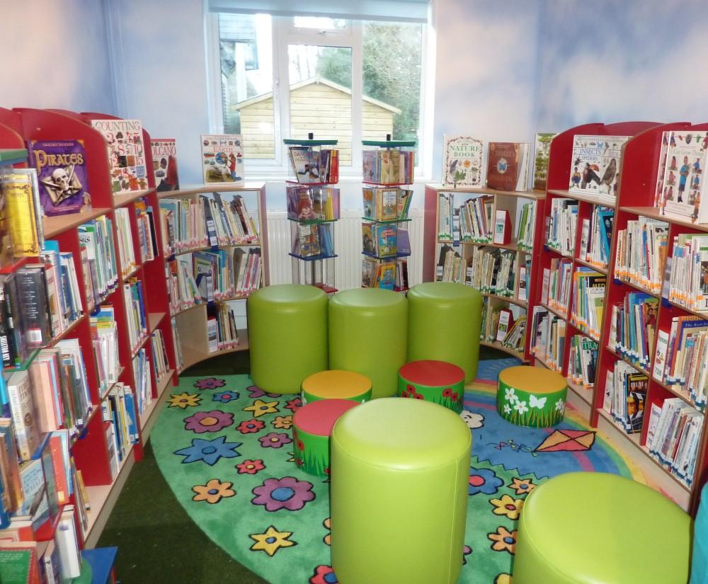 De schoolbibliotheek gaat professioneel!