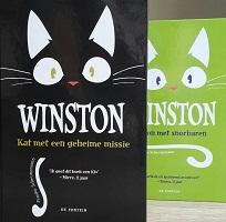 winston kat met een geheime missie
